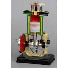Модель дизельного двигателя