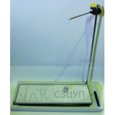 Прибор для записей колебания маятника