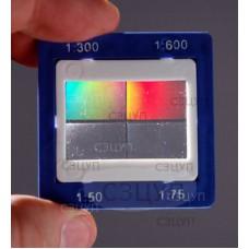 Набор дифракционных решеток (4 шт.)