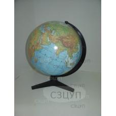 Глобус физический Земли М 1:50 млн.