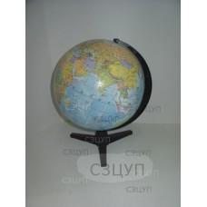 Глобус физический Земли М 1:50