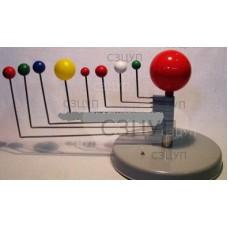 Модель Планетная система (механическая)