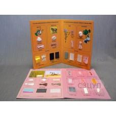 Коллекция Промышленные образцы тканей и ниток
