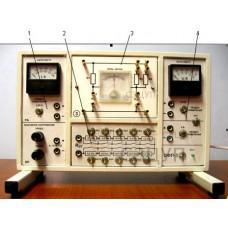 Оборудование для физического практикума ОФП-3 (Электрические цепи постоянного тока)