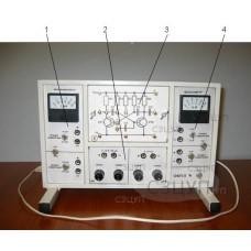 Оборудование для физического практикума ОФП-5 (Основы электроники)