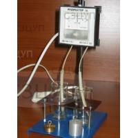 Прибор для демонстрации теплоемкости  твердых тел ПДТЕ-1