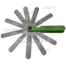 Набор щупов 70 мм №1 (0,03-0,1мм) 8 шт